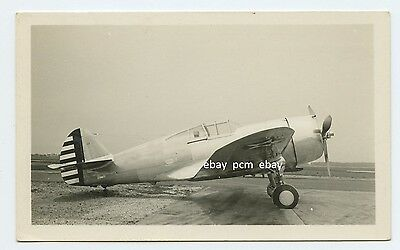 Curtiss P-36 - US Army Pursuit  Cyclone 840 - WWII Aircraft