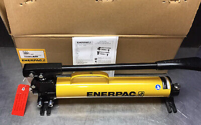 Enerpac P77 Hydraulic Hand Pump Steel Two Speed P392 Steel New
