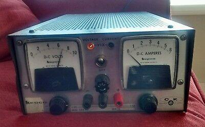 Kepco Model Ck8-5 Regulated Power Supply