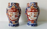 Coppia Di Antichi Vasi Giapponesi Imari 1800 -  - ebay.it
