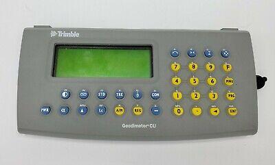 Trimble Geodimeter Cu Control Unit For 5600 Series Total Station Alpha 571242810