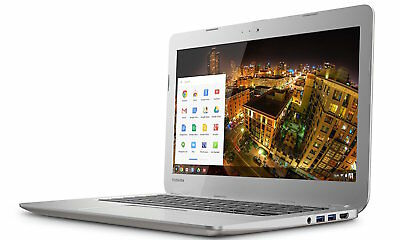 "Toshiba 13.3"" HD Chromebook Laptop Intel Dual Core, 2GB RAM, 16 GB Hard Drive"
