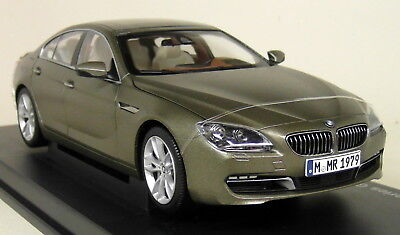 PARAGON 1:18 BMW 6er GT bronze F06