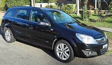 2007 Holden Astra Wagon Berkeley Vale Wyong Area Preview