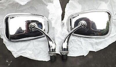 DESMO  WING MIRRORS-NOS-AUSTIN MORRIS MG RILEY WOLSELEY HILLMAN FORD CLASSIC CAR