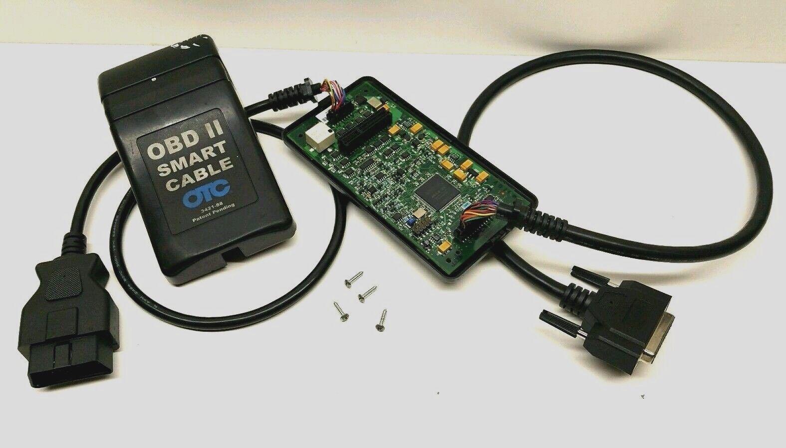 Otc Genisys Matco Determinator Mac Tools Mentor Obd2 Obdii Smart 78265 Voltage Drop Pro Circuit Tester From Hickok Waekon Cable 3421 88