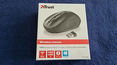 Trust Wireless Mouse / Funk Maus