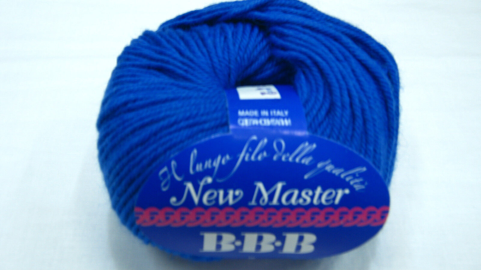 NEW MASTER BLUETTE COL. 8964