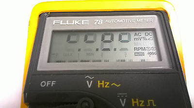 Fluke 78 Display Repair Kit And Step By Step Photo Instructions