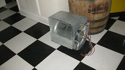 Squirrel Cage Blower Fan Hydro- 115 Volt--hydro----great Deal