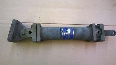 Hanna Pneumatic Air Cylinder Actuator 6 Stroke Tilt Dump Steampunk Industrial