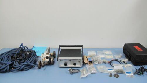 NDT International Inc. Ultrasonic Magnetic Wall Crawler Tank Inspection System