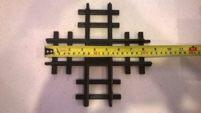 6 PACK Eztec G Gauge-Scientific Toy Train Straight Curve Piece Add On Lot Lionel