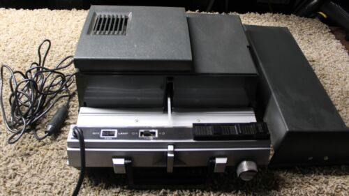 Sears Slide Projector Auto Zoom Model 9863