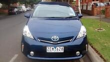 2012 Toyota Prius V Wagon Ascot Vale Moonee Valley Preview