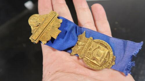 "1948 Republican National Convention "" Alternate"" Pinback Badge Medal"