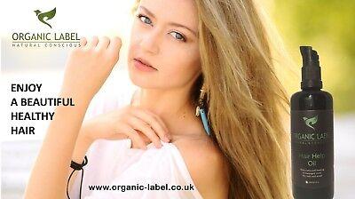 Hair Oil Treatment Macadamia Pomegranate Dry Damaged Hair Dry Scalp Hair Loss Pomegranate Dry Oil