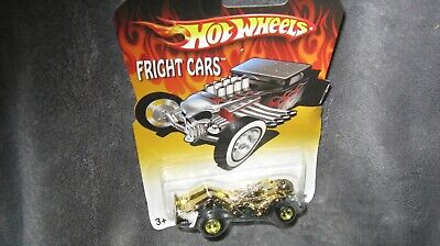 vintage sealed Hot Wheels Fright Cars Zombot