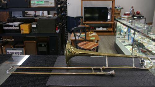 Bach Soloist Trombone w Hard Case