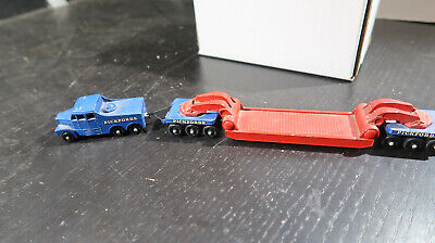 Matchbox Major Pack No 6 Pickfords Scammel 6x6 Tractor
