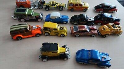 Hot Wheels, Johnny Lighting, MatchBox Mixed Lot of 14 (No Reserve)