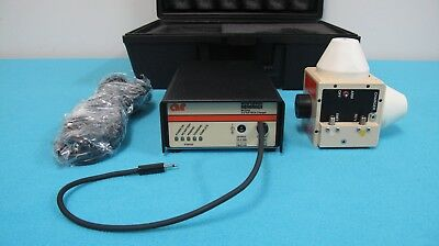 Amplifier Research Fp5000 Isotropic E-field Probe 10khz -1ghz W. Bc2002 Charger
