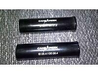 Cane Creek Sattelstützen Shim 27,2//31,6mm Adapter Hülse Reduzierstück