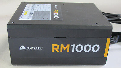 Corsair RM1000 1000 Watt Netzteil Gold modular 75-002136 CP-9020062 - 4