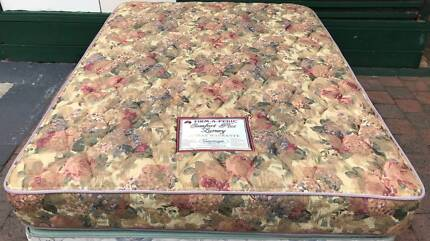 Excellent condition Very Firm Queen Mattress for sale. Delivery