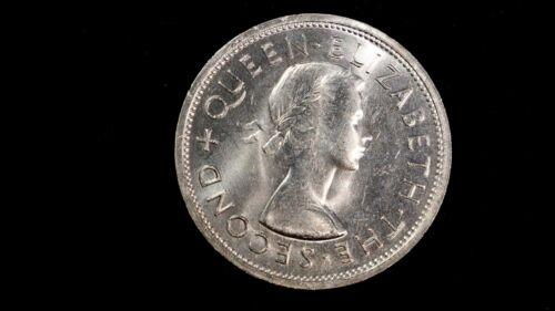 1953 Southern Rhodesia Crown Silver