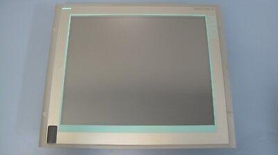 Siemens Simatic Hmi Ipc477c 19 Touch Screen Hmi Interface Panel 6av7424-0aa00