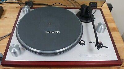 Oracle Audio Alexandria MK.II TT w/ Prelude tonearm. Lots of +ve reviews! $1,600