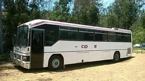 1988 Mercedes Bus Motorhome UNFINISHED Project Ararat Ararat Area Preview