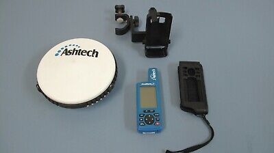 Ashtech Promark 2 Gps Surveying Unit With Antenna And Accessories