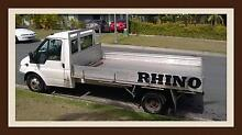 RHINO Around Town Delivery / pickups....large tray back ute Broadbeach Waters Gold Coast City Preview
