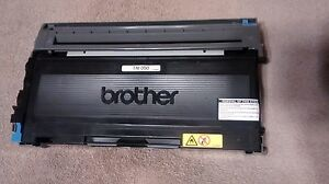 Brother TN-350 and DR-350 drum assembly
