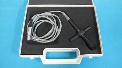 Ge Healthcare H45012c Ultrasound Probe 2 Mhz 2d-rs P2d Non Imaging Pencil