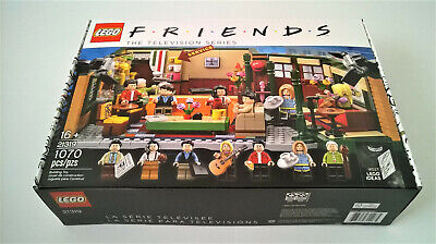 Lego Ideas 21319 Friends Central Perk NISB