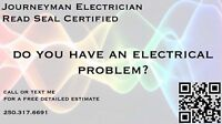Do you have an electrical problem?