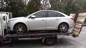 WRECKING 2010 HOLDEN JG CRUZE - 3 MONTHS WARRANTY ON PARTS Boondall Brisbane North East Preview