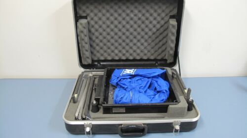 ALNOR BALOMETER JR Velometer Air Flow Capture Hood With Two Hoods And Case EXLNT