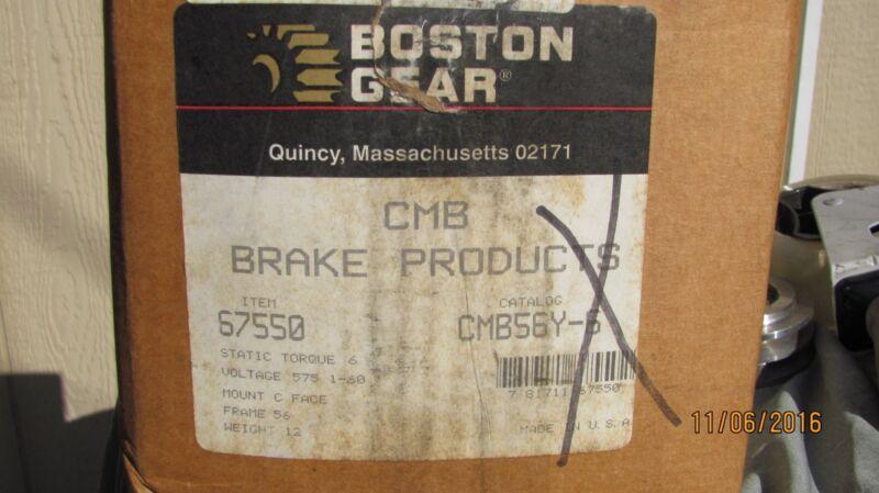 BOSTON GEAR C BRAKE CMB56Y-6