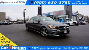 2015 Mercedes Benz C-Class CLA250 | SUNROOF | NAV | LEATHER
