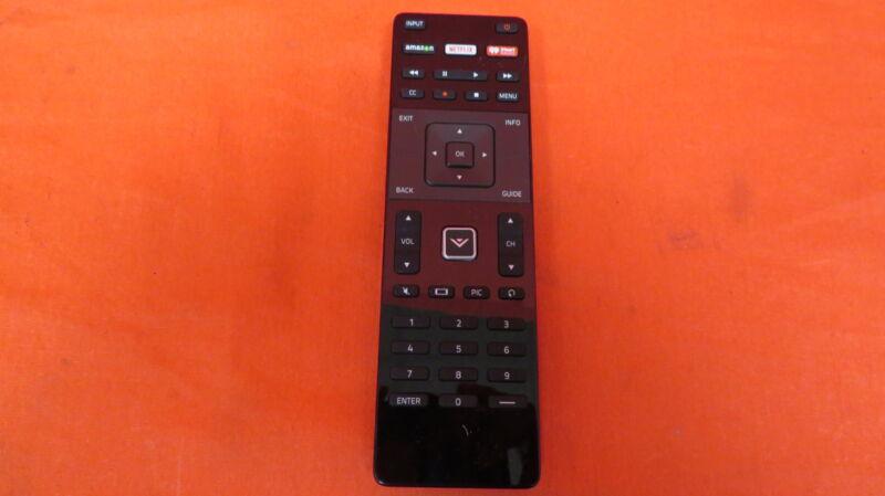 Vizio XRT122 TV Remote For E Series Models Very Good 5829