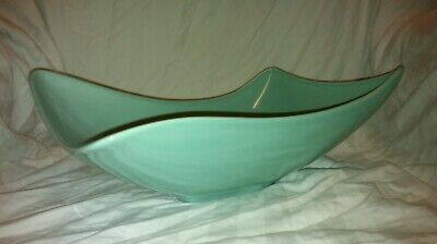MODERNIST BOWL GREEN BOWL UNUSUAL BOWL GIFT IDEA