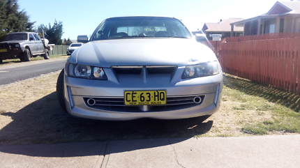 Swap for 4wd ute vy ss debadged rebuilt ls1