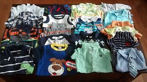 0-3 months Male Spring/Summer Clothes
