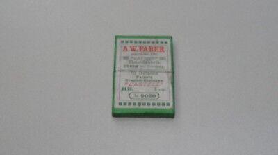 A.W. Faber Castell 9060 HB Feinste Graphit-Einlagen 2,7 mm x 5,0 cm