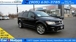 2016 Dodge Journey LIMITED| SUNROOF | DVD| REAR CAM |7 SEATS