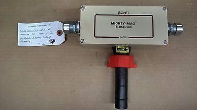 Signet Scientific 1 Lot Of 2 Mighty-mag Flosensor Mk565-p